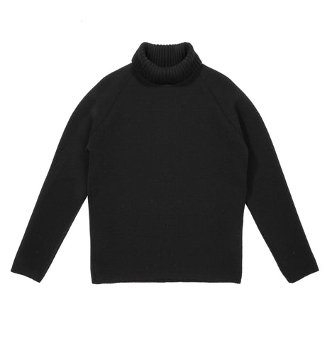 Saint James Cruiser Sweater in Dark Navy