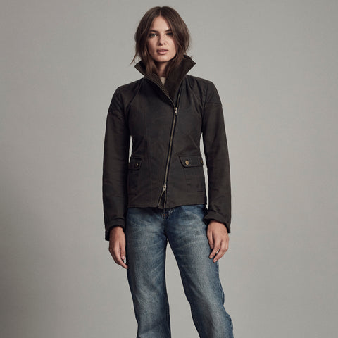 Tretorn Women's Navy Arch Jacket