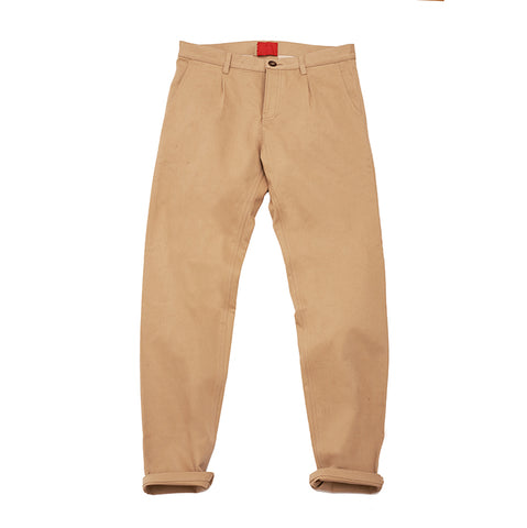 Archie Foal Men's Noah Cotton Chinos in Navy