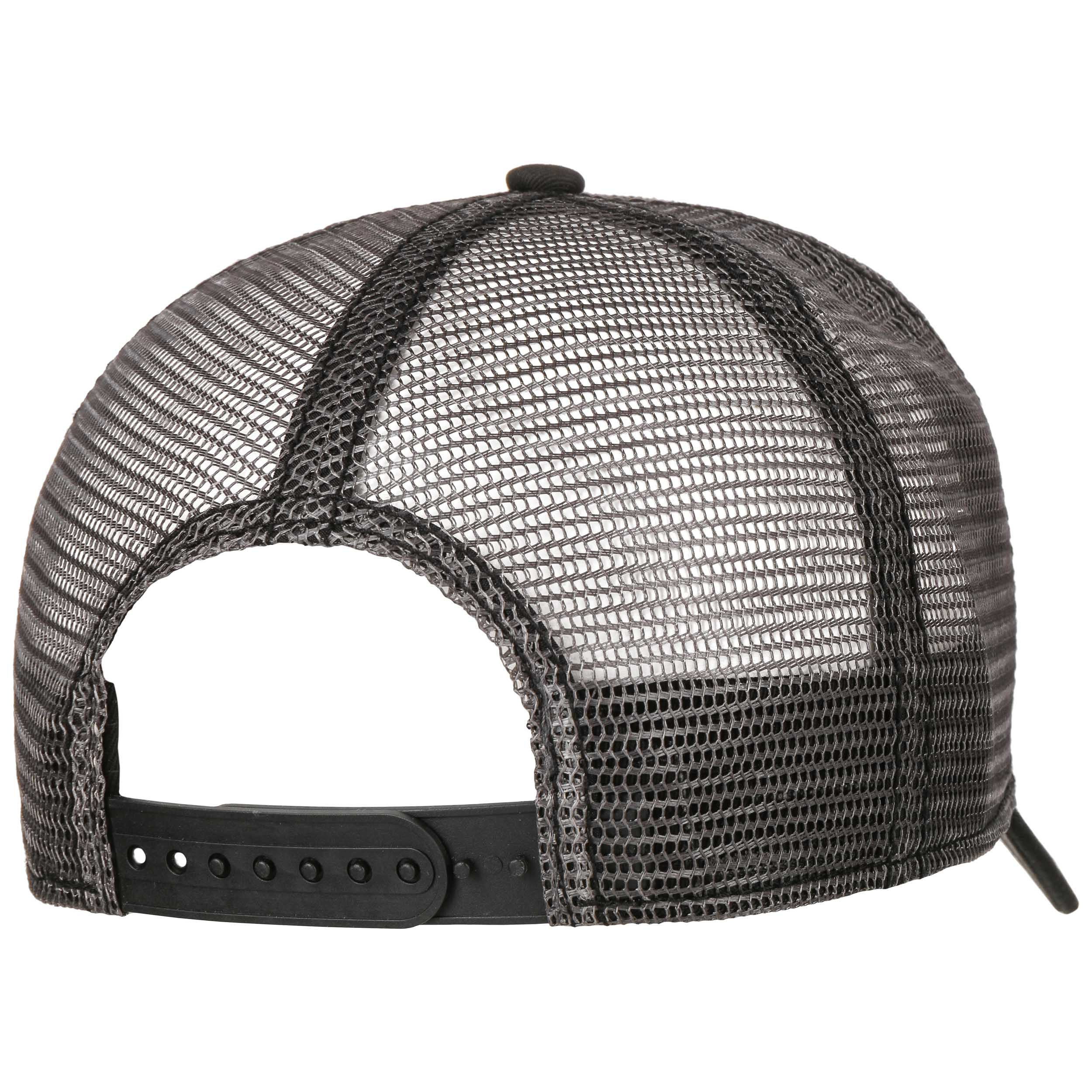 Stetson Black Racking Team Trucker Cap