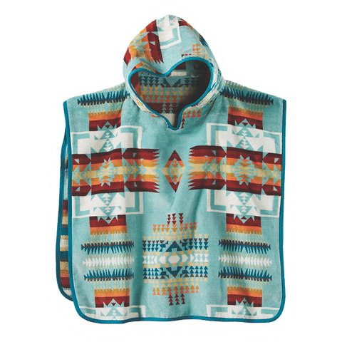 Pendleton Adult Canyonlands Desert Sky Hooded Towel