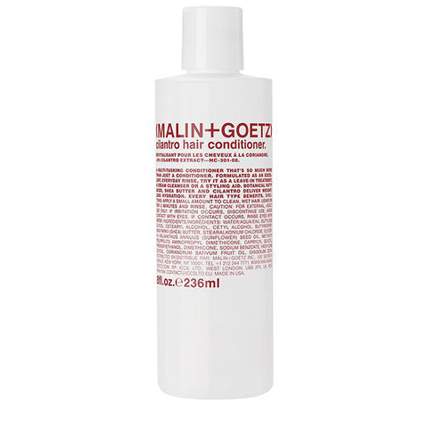 Malin+Goetz cilantro hair conditioner 236ml