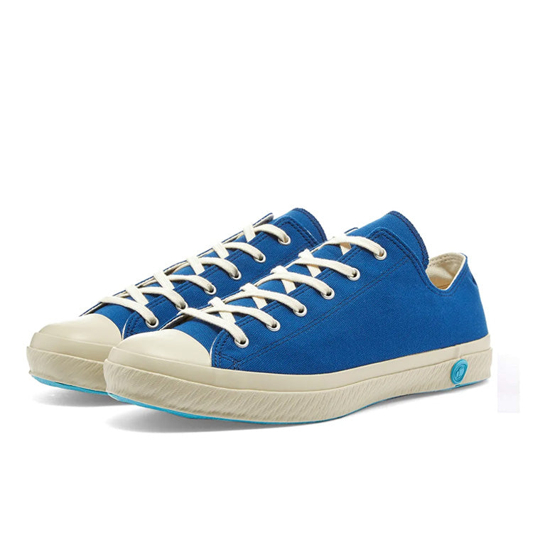 Shoes Like Pottery 01JP Indigo Canvas Sneakers