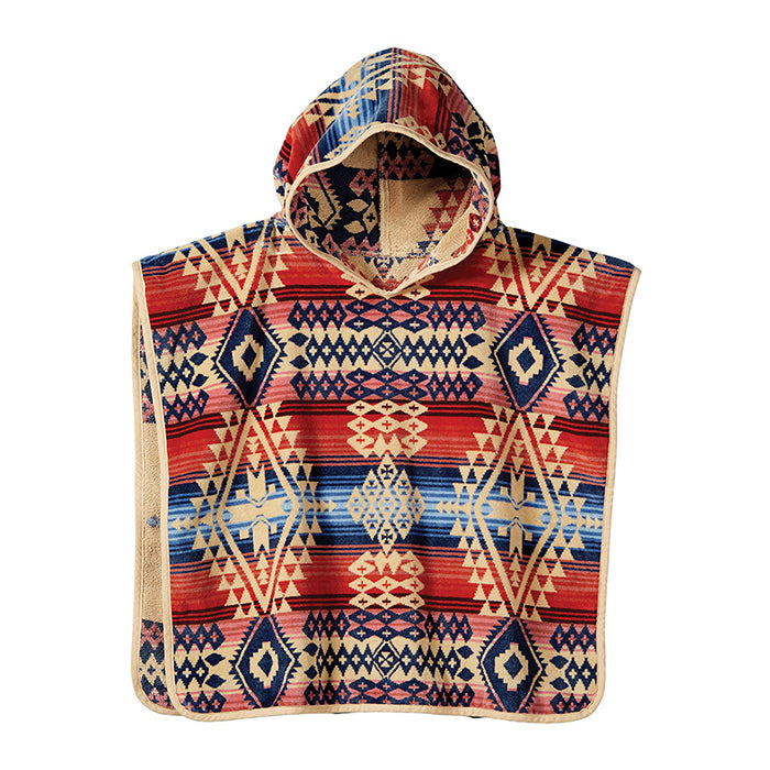 Pendleton Kids Canyonlands Desert Sky Hooded Towel
