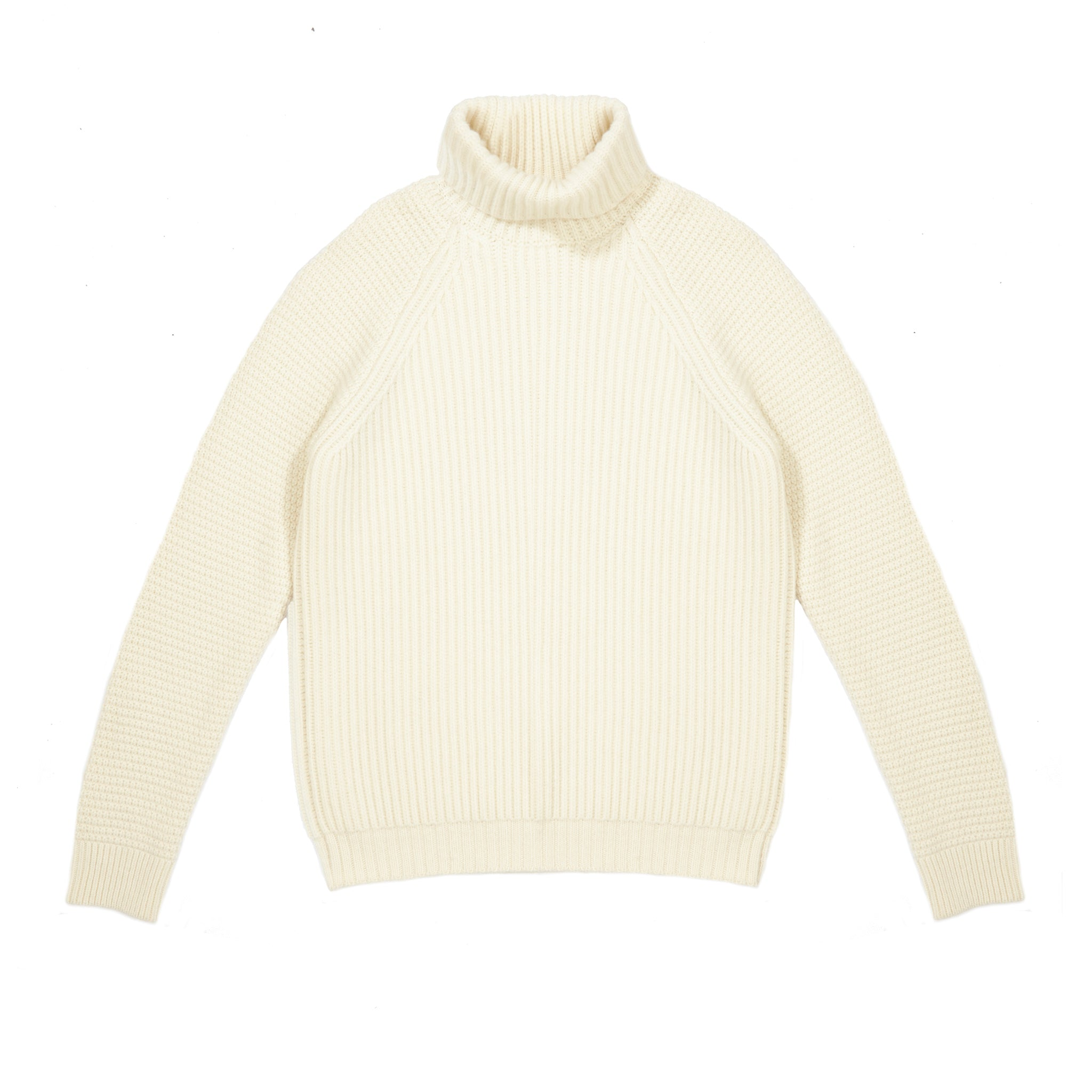 Archie Foal Unisex Lukas Sweater in Cream
