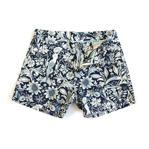 Saint James Men's NOE II Shorts in Sky Blue/Ciel
