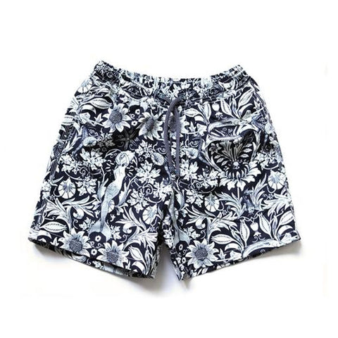 RIZ BOARDSHORTS BUCKLER SHORT IN WAVE SUNSHINE