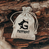 Gift Bags - Grimfrost Gift Bag, Linen - Grimfrost.com