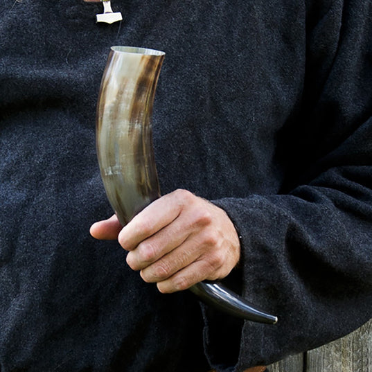 Horns - Drinking Horn, Small - Grimfrost.com