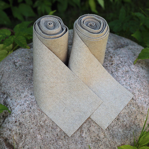 Viking Leg Wraps, Natural