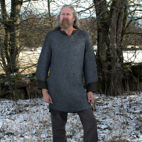 Armor - Riveted Mail Shirt, Birka - Grimfrost.com