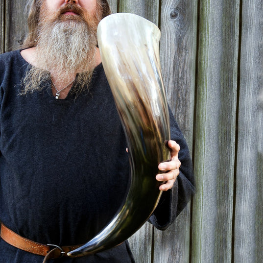 Horns - Drinking Horn, 5XL, The Guzzler - Grimfrost.com