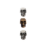 Sets & Bundles - Beard Bead Set, Skull Beads - Grimfrost.com