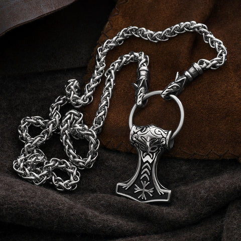 Sets & Bundles - Wolf Chain, Set 2, Stainless Steel - Grimfrost.com
