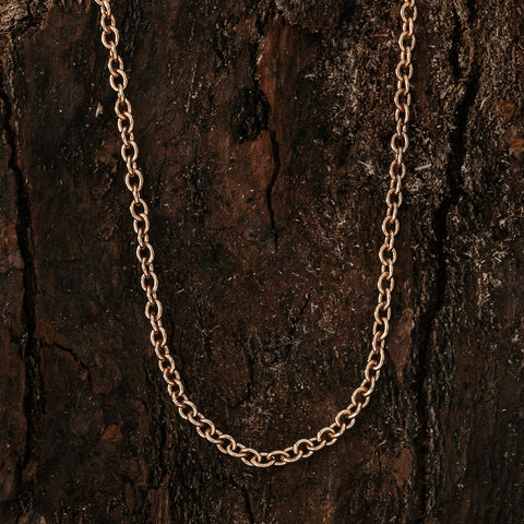 Neck Chains - Bronze Chain, Viking - Grimfrost.com