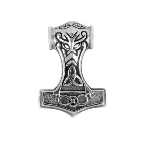 Thor's Hammer, Silver