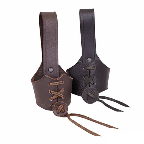 Drinking Horn Holsters - Adjustable Belt Holster - Grimfrost.com