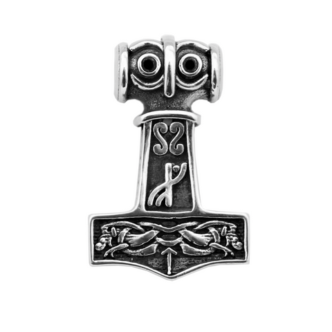 Grimfrost Thor's Hammer, Stainless Steel