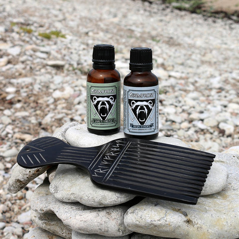 Sets & Bundles - Beard Care Set, Big Beard - Grimfrost.com