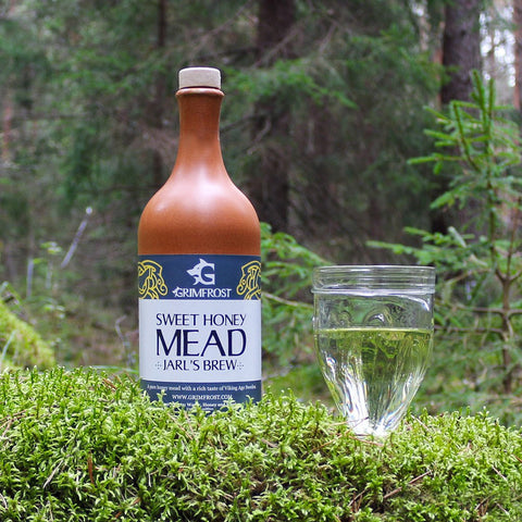 Mead - Grimfrost's Mead, Jarl's Brew - Grimfrost.com