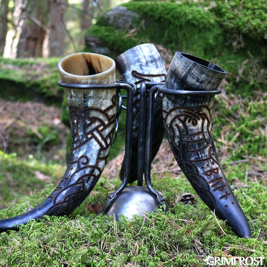 Showcase - Hirst's Drinking Horns - Grimfrost.com