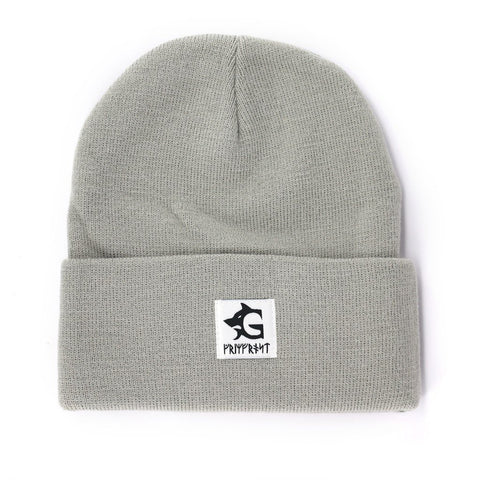 Beanies - Grimfrost Watch Hat, Grey - Grimfrost.com