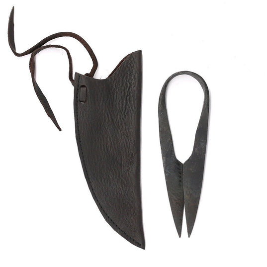 Viking Scissors, Hand-forged