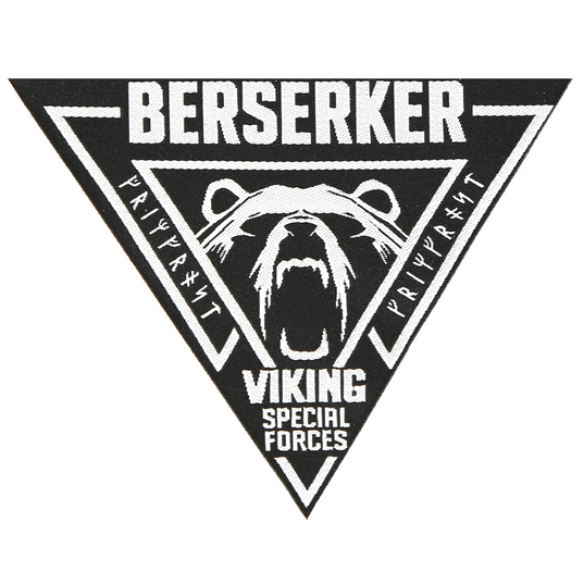 Patches - Berserker Patch, Woven - Grimfrost.com