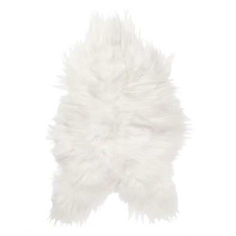 Skin & Leather - Icelandic Sheepskin, Natural White - Grimfrost.com