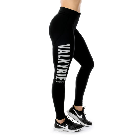 Leggings, Valkyrie, Black