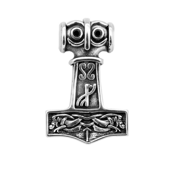 grimfrost thor 39 s hammer silver