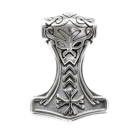 Thor's Hammer of Awe, Silver
