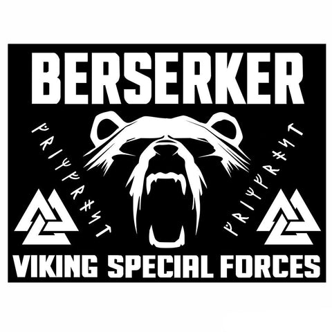 Modern Items - Sticker, Berserker - Grimfrost.com