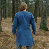 Viking Linen Tunic, Blue
