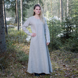 Dresses - Viking Apron Dress, Brown - Grimfrost.com
