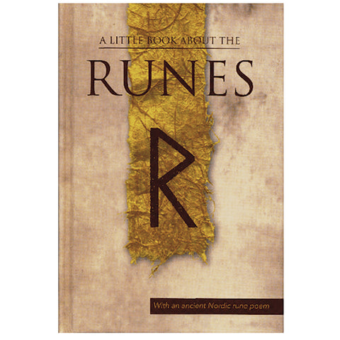Books - A Little Book About the Runes - Grimfrost.com