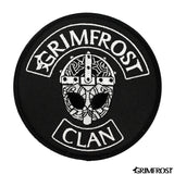 Patches - Patch Set, Black - Grimfrost.com