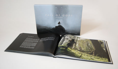 Fiction - Fall of Gods - Grimfrost.com