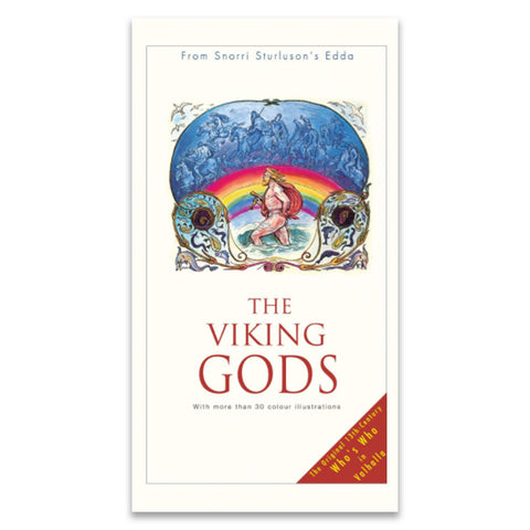 Books - The Viking Gods - Grimfrost.com