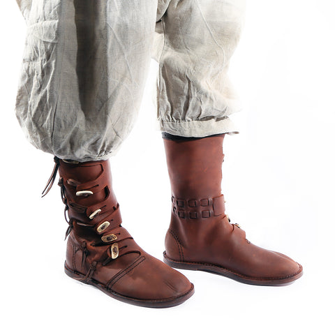 Boots - Viking Boots, Hedeby - Grimfrost.com