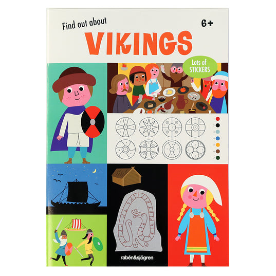 Children's Books - Find out about Vikings - Grimfrost.com