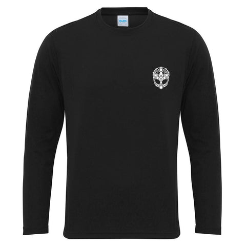 Longsleeves - Long-sleeve, Grimfrost, Black - Grimfrost.com