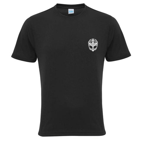 Shortsleeves - Short-sleeve, Grimfrost, Black - Grimfrost.com