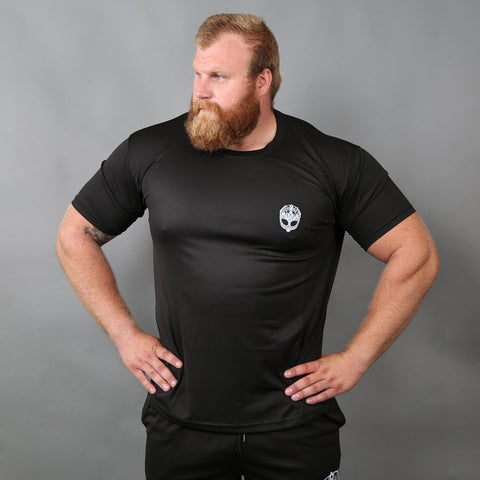 Clothing - Modern - Short-sleeve, Grimfrost, Black - Grimfrost.com