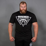 Short-sleeve, Berserker, Black