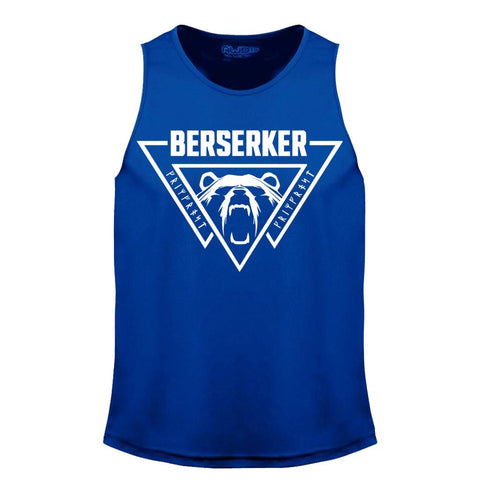 Tanks - Tank, Berserker, Royal Blue - Grimfrost.com