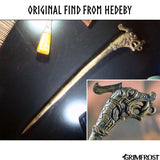 Clothing - Viking - Hedeby Hairpin, Bronze - Grimfrost.com