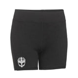 Women's Shorts, Grimfrost, Black