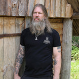 T-shirts - T-shirt, One Million, Black - Grimfrost.com