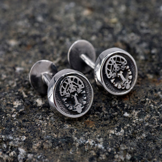 - Grimfrost Cufflinks, Stainless Steel - Grimfrost.com